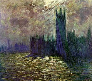 Houses of Parliament: Monet